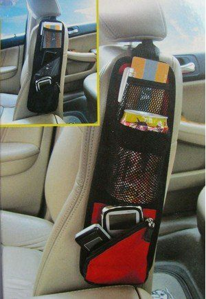 Hot Sale Free Shipping car storage bag/car back seat pocket(China (Mainland))