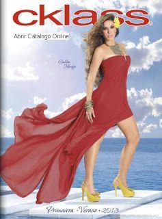 catalogo calzado cklass PV 2013