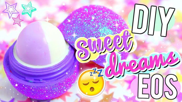 DIY Sweet Dream Lip Balm