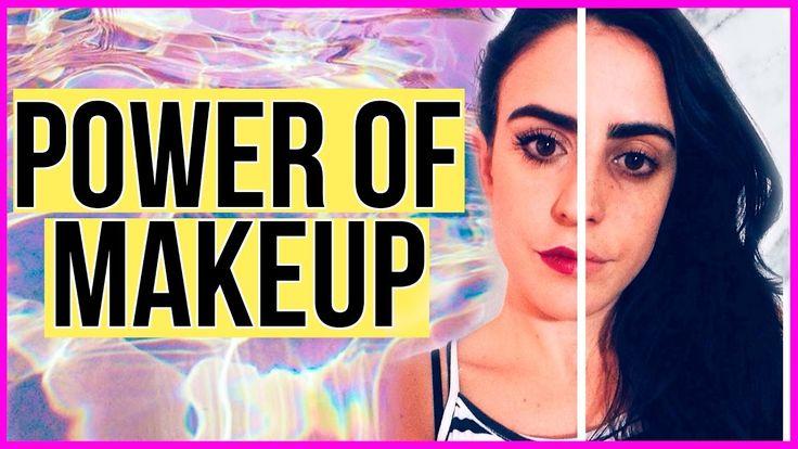 THE POWER OF MAKEUP / EL PODER DEL MAQUILLAJE ft. Noelia Jones   sophilosophie https://youtu.be/bIB115ok25g