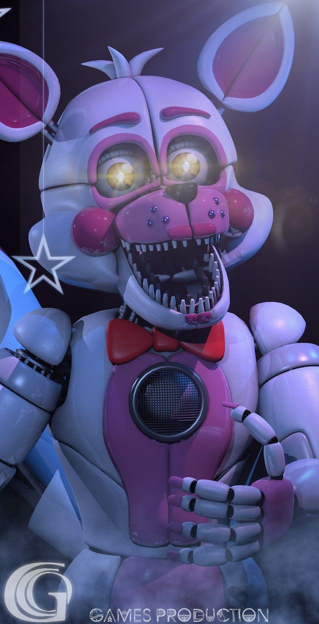 A little thing with 's funtime foxy, hehe Do you think it's workshop preview worthy? Also, a little game, try and find the watermark and find out why this poster is old Made in SFM Edited in Adobe ...