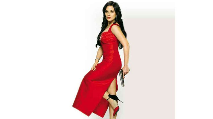 kc concepcion red vintage ball gown - Google Search