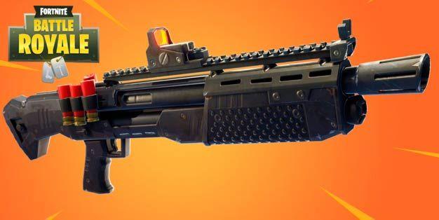 Fortnite Modifica El Daño Con Armas Fortnight En 2019 Armas