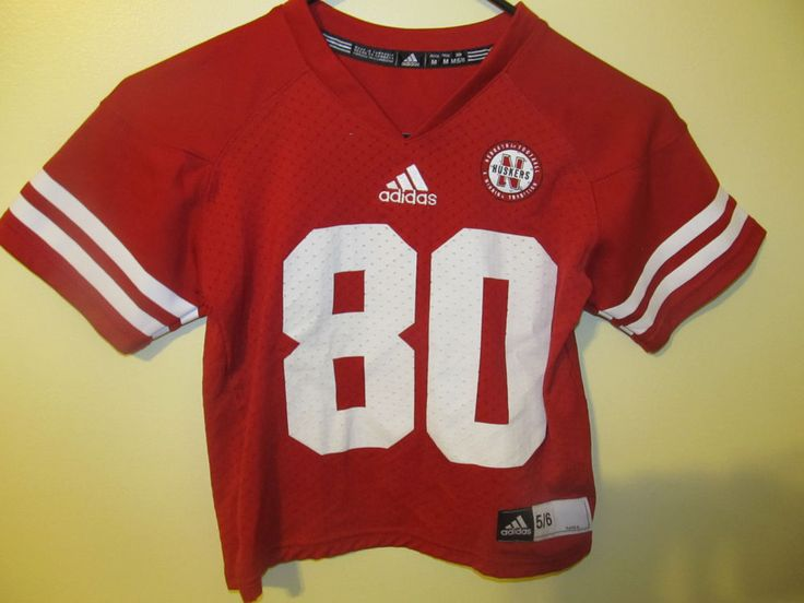 Nebraska Cornhuskers football jersey , Adidas Toddler 5T / 6T | Sports Mem, Cards & Fan Shop, Fan Apparel & Souvenirs, College-NCAA | eBay!