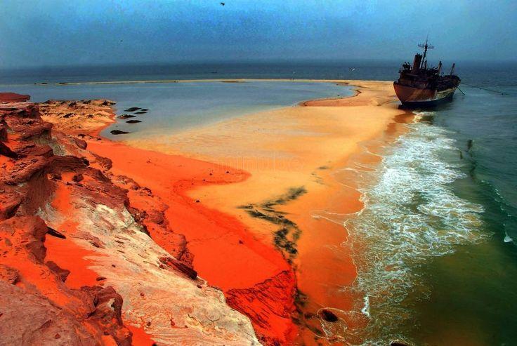 Cabo Blanco, Mauritania. Foto por Miguel Ángel Fernández