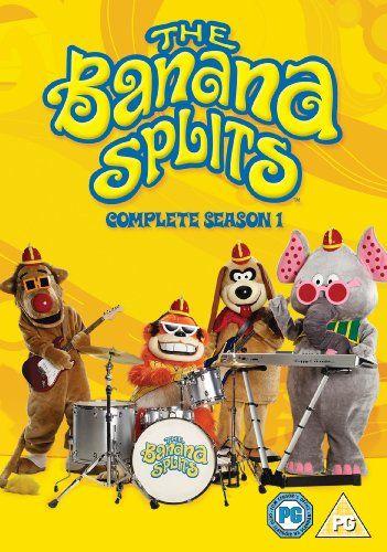 The Banana Splits - Complete Season 1 [DVD] [2009] Warner Home Video http://www.amazon.co.uk/dp/B0027UY87M/ref=cm_sw_r_pi_dp_Ud22ub0R3PG4P
