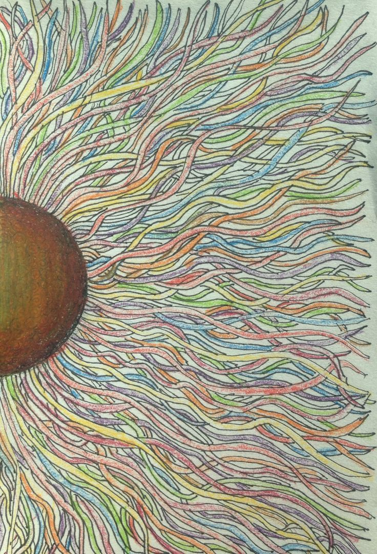 Image result for sun doodle patterns step by step | Doodling | Sun