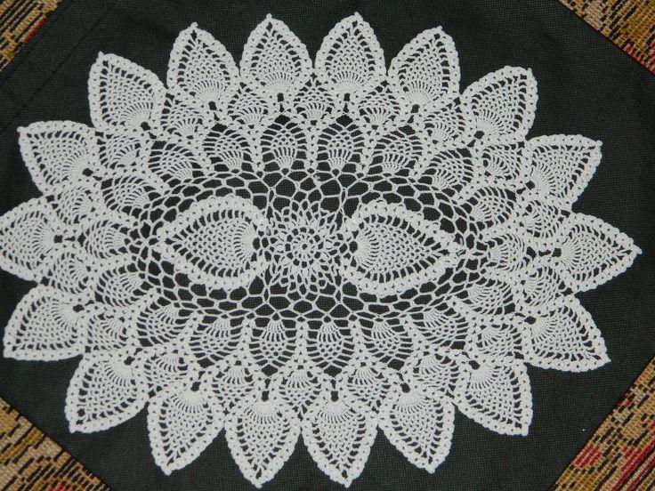 Les 25 Meilleures Id Es De La Cat Gorie Napperon Crochet Sur Pinterest Les Napperon Napperon