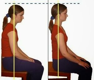 PHYSIO ANSWERS: Is There a Perfect Sitting Posture? Pinned by SOS Inc. Resources. Follow all our boards at pinterest.com/sostherapy/ for therapy resources.