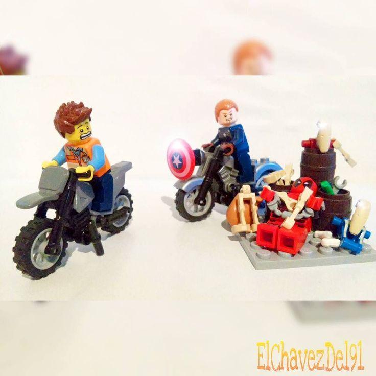 #Deadpool en la basura.            #Lego#legos#legostagram#legophoto#legophotography#minifigures#minifiguras#legoland#legomania#legomonterrey#legoworld#LegoStarWars#StarWars#LegoMarvel#Marvel#LegoDCComic#DCComics#LegoTheMovie#AFOL#AFDL#AdultoFanáticoDeLego#LegoElChávezDel91           .............................. #26Marzo2016 12:12 pm by elchavezdel91