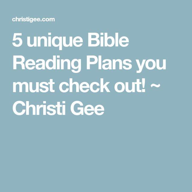Best 25+ Bible reading plans ideas on Pinterest   Bible ...