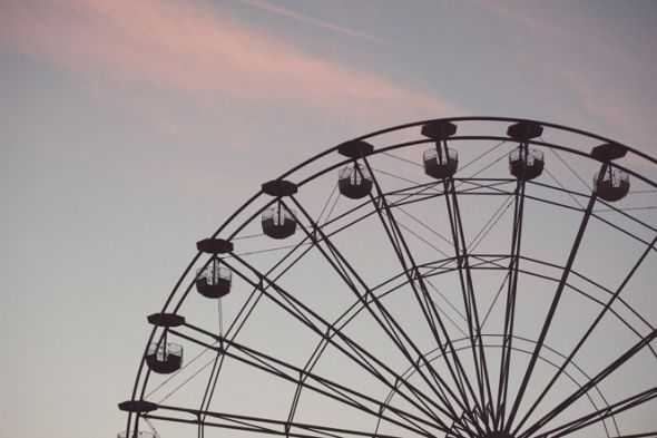 Dawn of a new era sunrise on opening day at Dreamland Margate