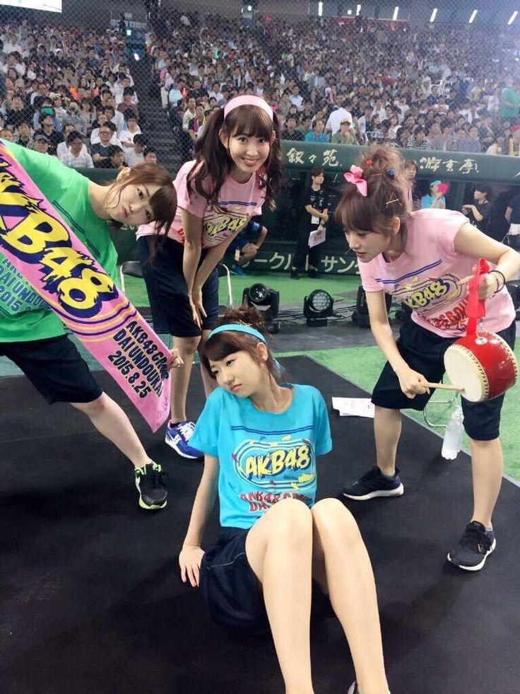Kojima Haruna, Minegishi Minami, Takahashi Minami, Kashiwagi Yuki