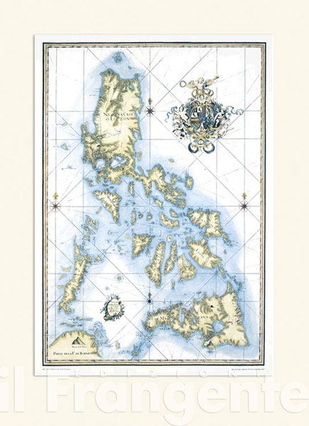 ARC 5492<br/>The Philippines - 1750