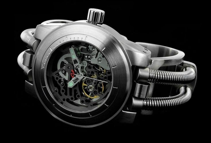 Unique + Cool. Check out these 7 amazing watches. #watches #mens #fashion