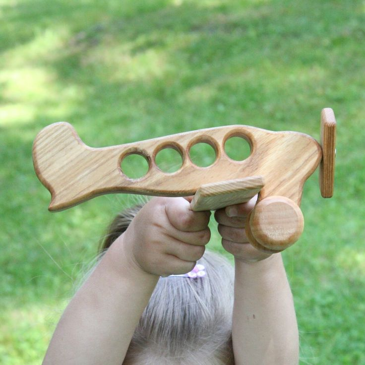 Lotes Toys Wooden Airplane IV (w724)                                                                                                                                                     Más