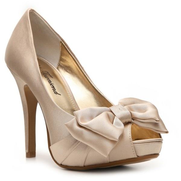 7d86dd42092 Lulu Townsend Valentine Pump Evening   Wedding Wedding Shop Women s Shoes -  DSW in Champagne
