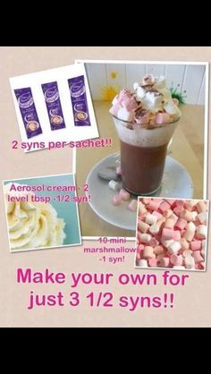 Slimming World hot chocolate