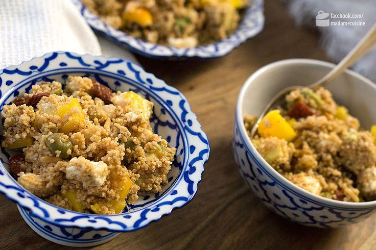 Arabischer Couscous-Salat | Madame Cuisine Rezept