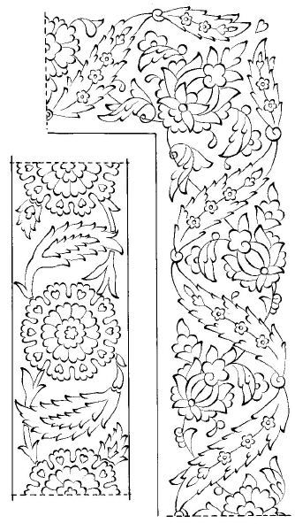 Turkish motif_hatai4