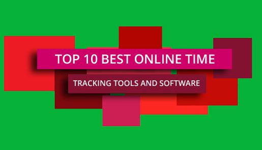 List of Top 10 Best Online Time Tracking Tools and Software