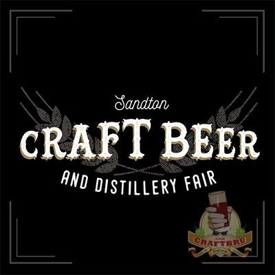 It's Sandton Craft Beer Fair time again. This year craft beer brewers will vie for attention alongside craft liquor distillers. Gin, tequila and rum.  Yum.