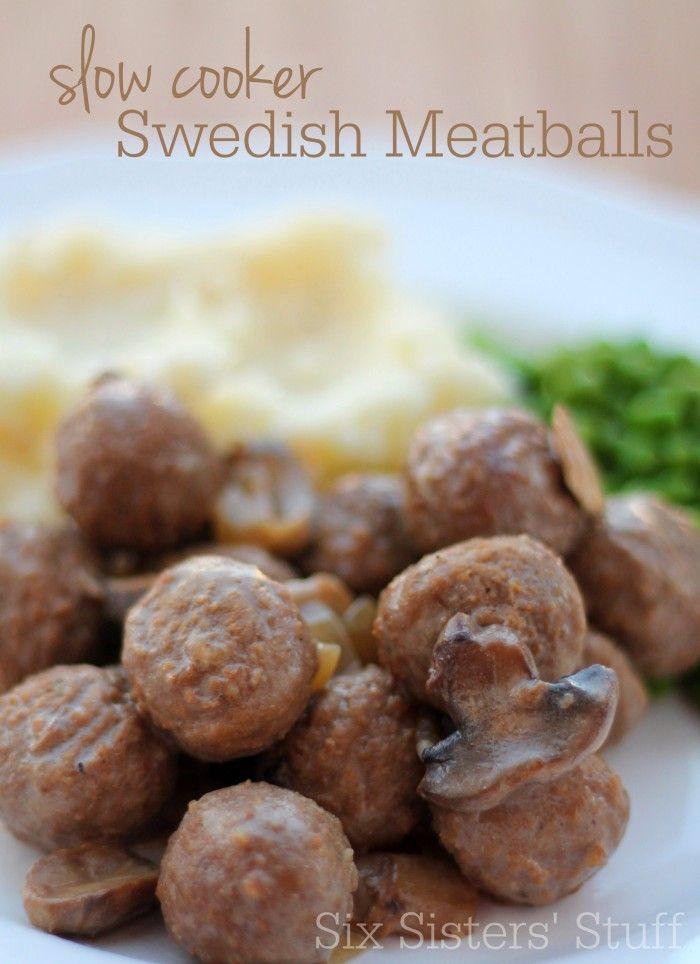 Frozen meatballs recipes crockpot