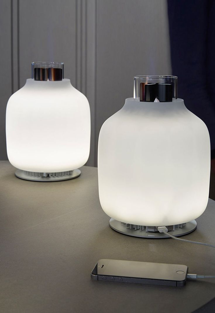 See the gallery with the images about the new lamp Candela by Astep