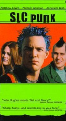 One of my favorite movies of all time would be SLC Punk! I think it's a pretty cool movie and it always interests me.