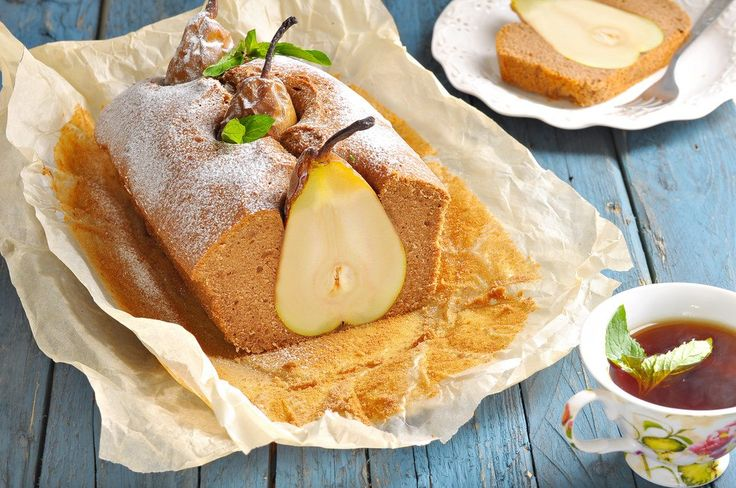 5 delicious recipes with pears.