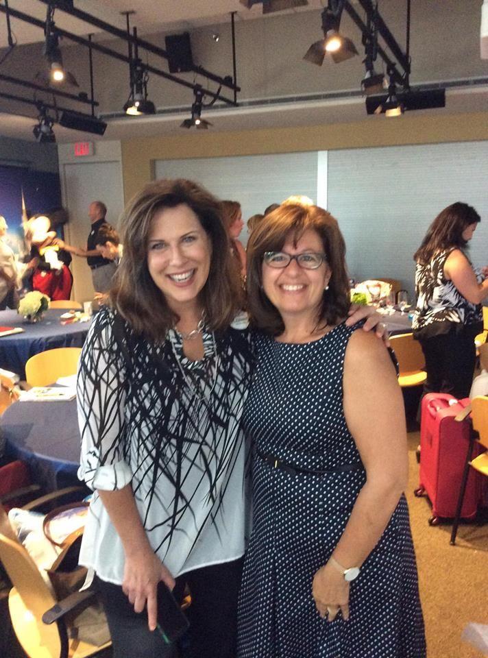 "Disney Social Media Moms Celebration ""On-the-Road"" Toronto with Leanne Jakubowski O'Regan, Director, Social Media for Disney Parks."