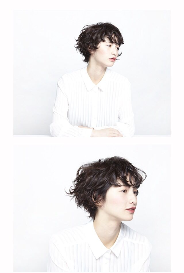 髪型/HAIRSTYLE/ヘアスタイル/ショートボブ