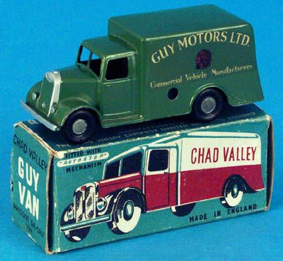 "Chad Valley Guy Van - ""Guy Motors Limited"""