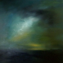 Looks like a storm brewing.....Jane Blackmore, NZ artist