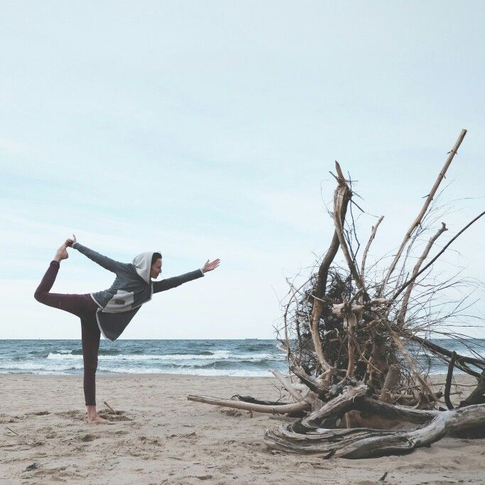 Polish the diamond and stay connect with nature.  #wildnature #yoga