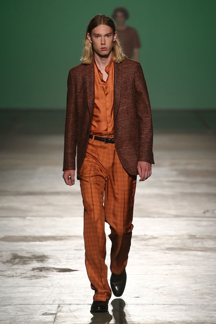 Pal Zileri Spring 2017 Menswear Fashion Show