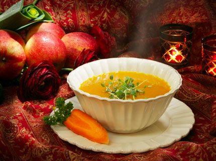Recept nyttig soppa
