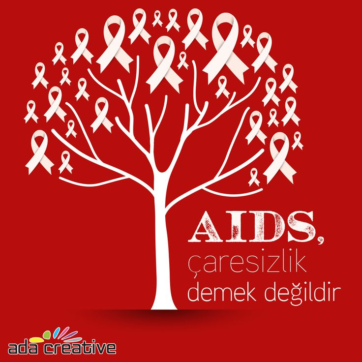 Korunma yolları olan bu virüsü yenmek sizin elinizde... #adacreative #dunyaaidsgunu #adaajans #adareklamevi