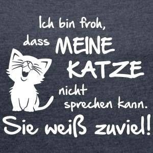 T-Shirt als Geschenk oder für sich selber kaufen. Viele Motive und Produkte finden sich in unserem Shop Katze. Sie suchen ein passendes Katzen TShirt…