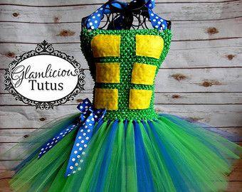 Maestro de ceremonias Tutu Vestido de traje  por GlamliciousTutus