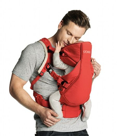 2ddc42112fb Stokke MyCarrier - new 3-in-1 baby carrier
