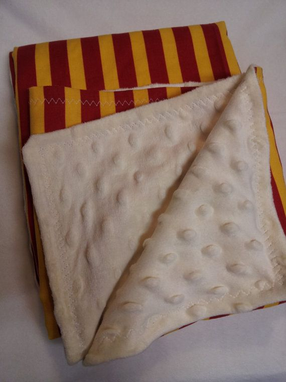Harry Potter Baby Blanket Gryffindor $40