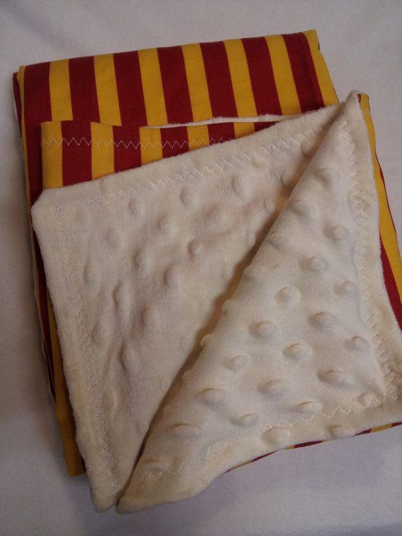 Harry Potter Baby Blanket Gryffindor
