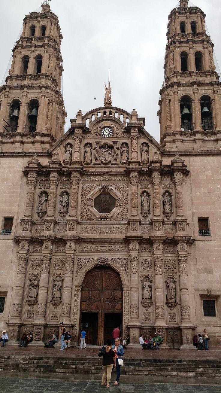 Catedral de Chihuahua.