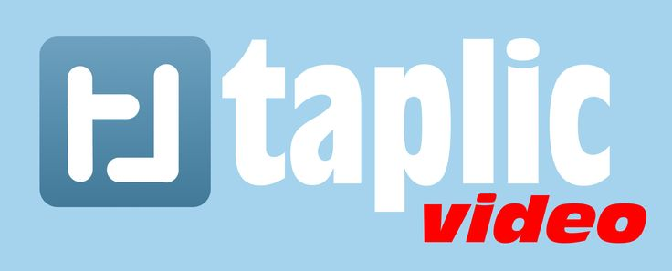 Taplic - mobile blog for Android