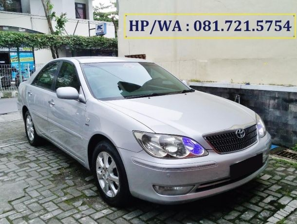 New Camry type 2.4 G th 2004 Automatic,Asli AB,Pajak Baru Full 1 th