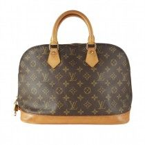 Louis Vuitton Alma PM i Monogram Canvas