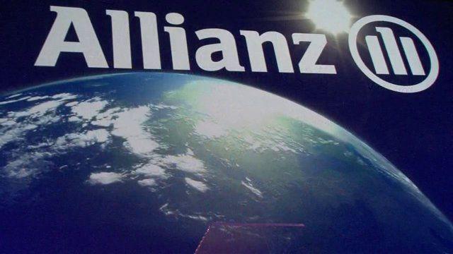 Impressie van Allianz part 2011