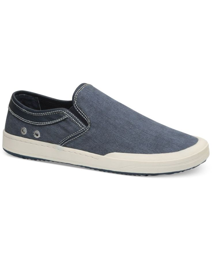 bass hopewell canvas slipon sneakers sneakers