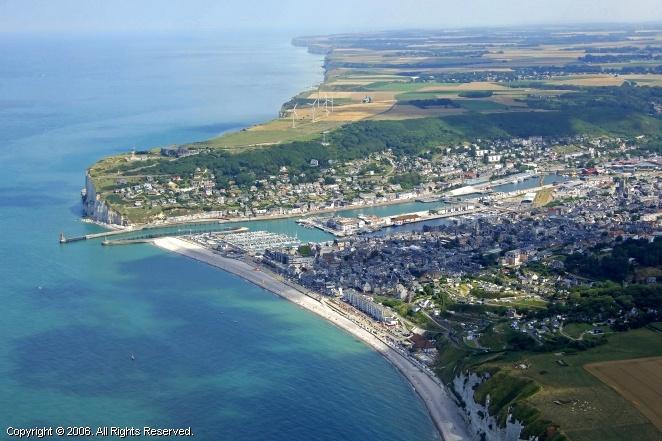 Fecamp -Normandy, France